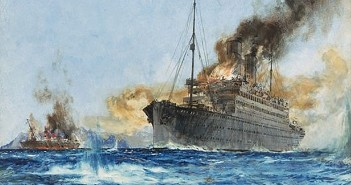 Battle of the Ocean Liners