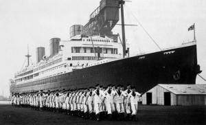 HMS Caledonia