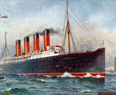 Cruising on Mauretania