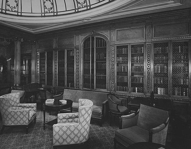 Mauretania library