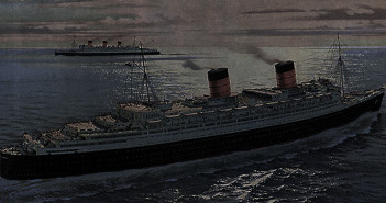 queen mary queen elizabeth