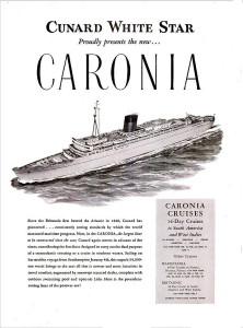 Caronia Ad