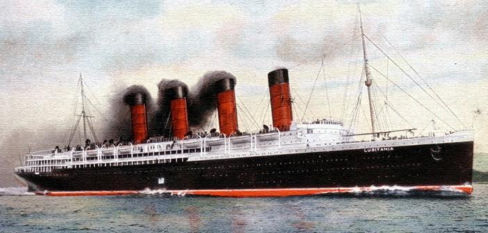 William Turner — Lusitania Captain