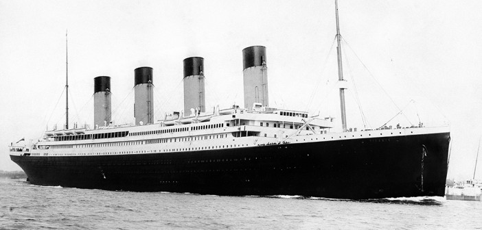Rare Titanic Artifacts Sold at Auction