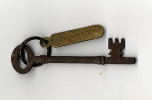Titanic Locker Key