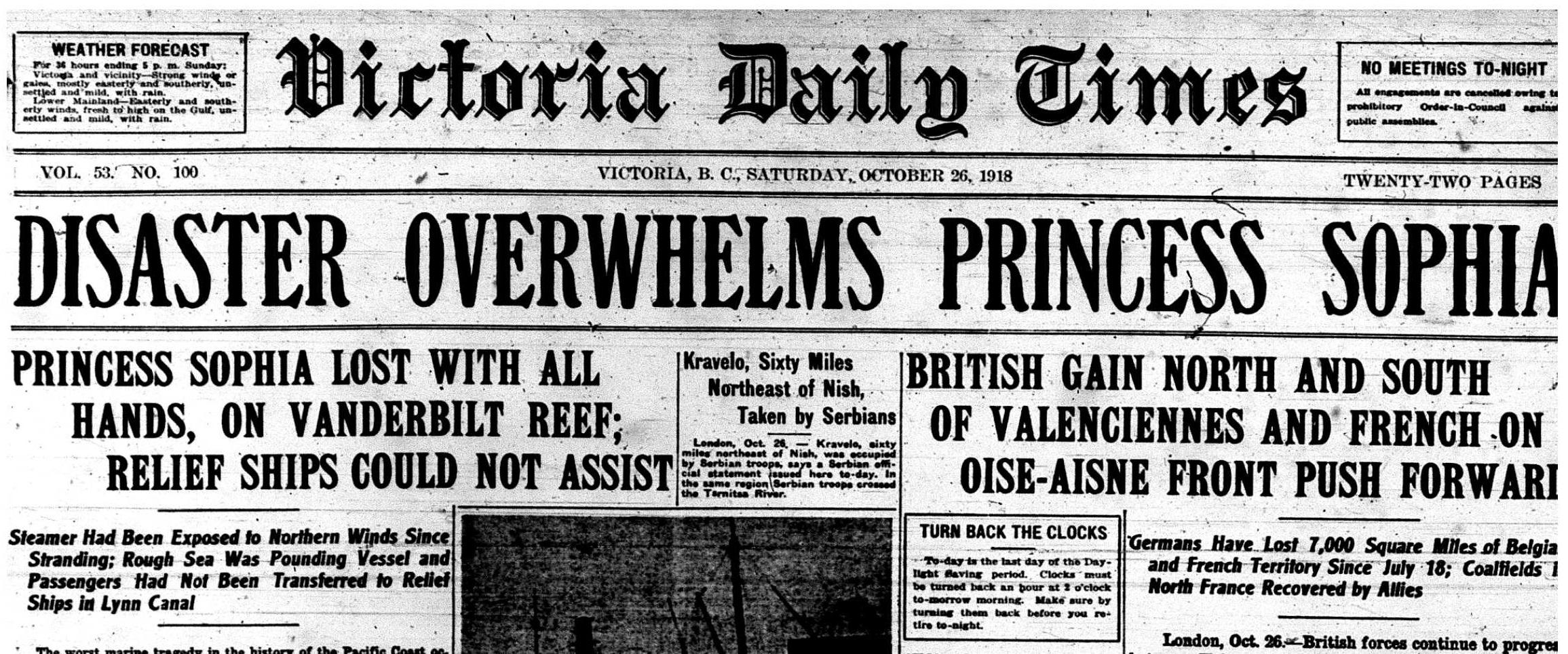 Victoria-Times-Oct-26-1918