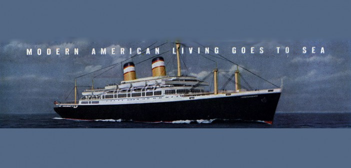 Modern American Living Goes to Sea