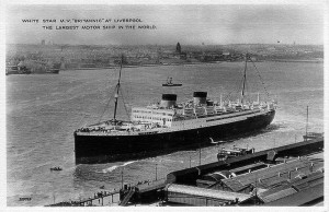 Britannic (1929) was the first British liner to use a diesel motor rather than steam engines.