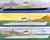 The Top Ten Italian Ocean Liners