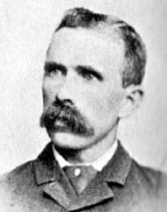 Neil O. Henly (1855-1944), Pacific's quartermaster.