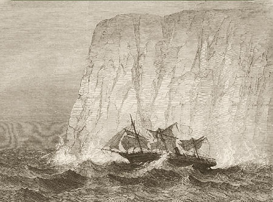 Royal Standard 1, Iceberg 0.