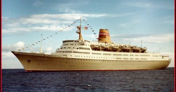 Vistafjord: Welcome Aboard!