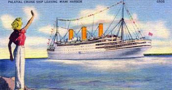 Ten Milestone Cruise Ships
