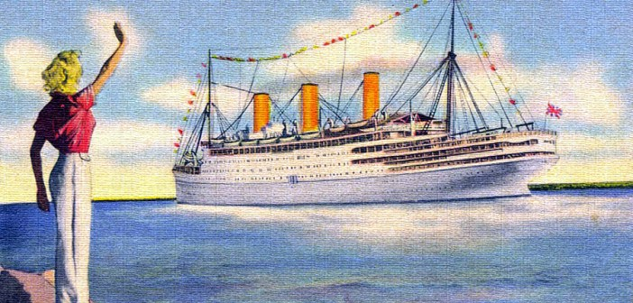 Ten Milestone Cruise Ships