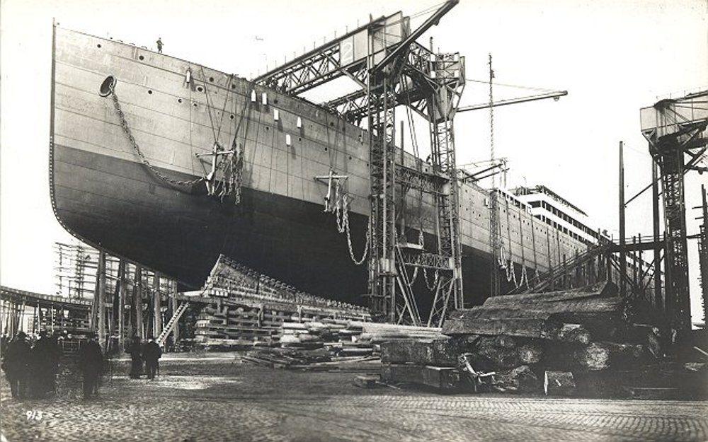 Celtic-1901 Construction
