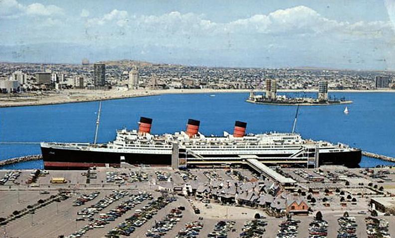 Queen Mary LB Post Cad