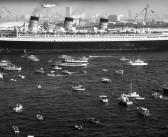 Queen Mary's Final Port Call