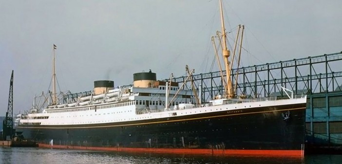 Sailor on the Last White Star Liner