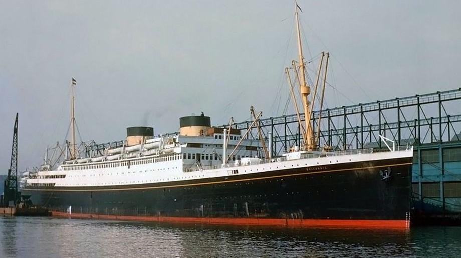 Sailor on the Last White Star Liner