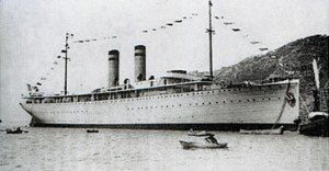 First Radio Rescue at Sea