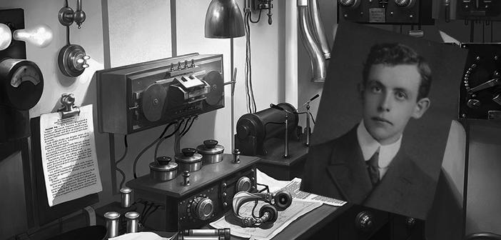 Harold Bride — Titanic Wireless Operator