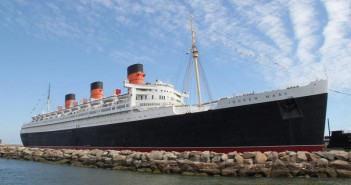 Queen Mary Readies Ship Model Gallery