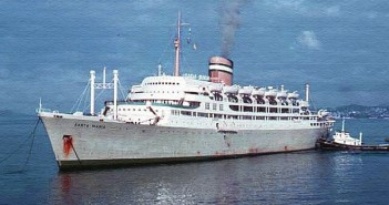 Portuguese Liner Hijacked
