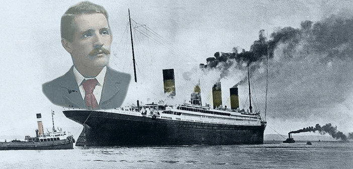 William Murdoch, Titanic's First Officer