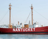 "The ""New"" Nantucket Lightship"