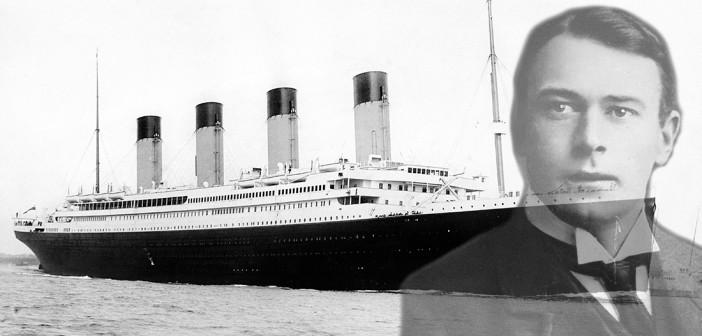 Thomas Andrews-Titanic Designer