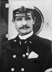 William Murdoch, Titanic's First Officer