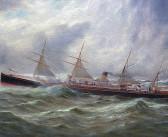 Reckless Adriatic Sinks Schooner