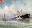 Cedric Bumped a Barge