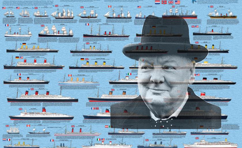 Churchill's Ships