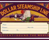 The Sinking Dollar (Line)