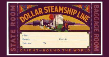 Dollar Line Sank