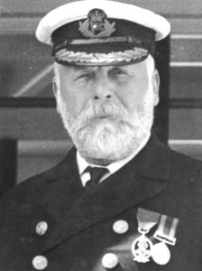 Adriatic Capt. E. J. Smith.