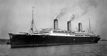 Giant Hun Ship