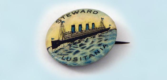 Ghostly Lusitania