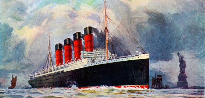 New Lusitania Book