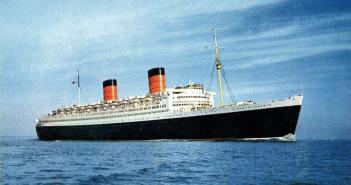 Queen Elizabeth's Second Maiden Voyage