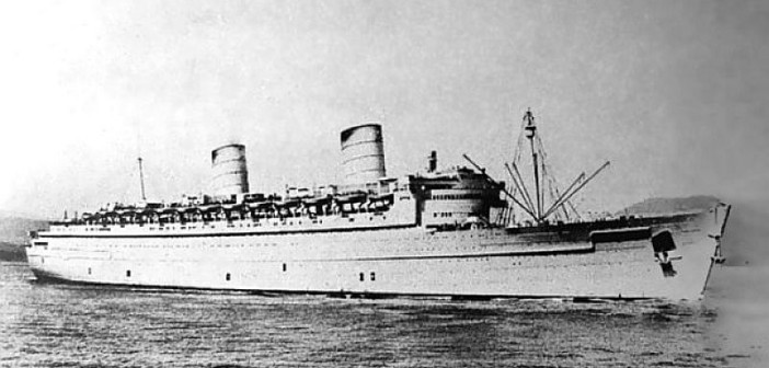 Queen Elizabeth's Strange Maiden Voyage
