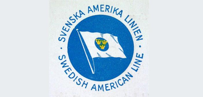 The Day Swedish American Line Sailed Away