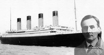 Joseph Groves Boxhall, Titanic's Fourth Officer