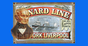 Cunard and His Line