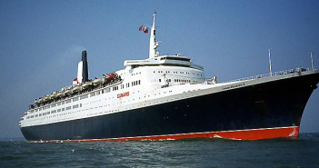 Queen Elizabeth 2's Maiden Voyage
