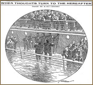 Titanic Cartoon-Apr 1912