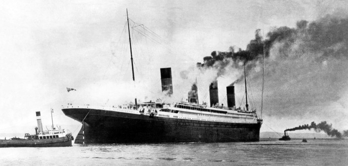 Titanic Abides