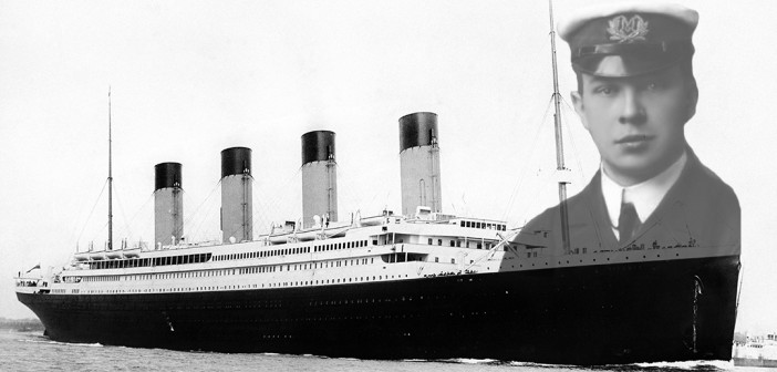 Titanic Senior Wireless Operator Jack Phillips