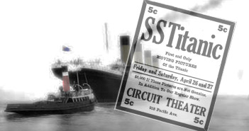 1912 Titanic Newsreel